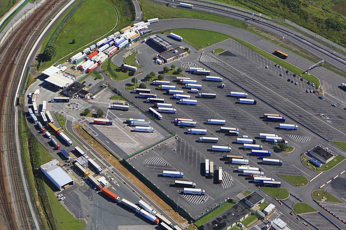 BREXIT logistique Calais