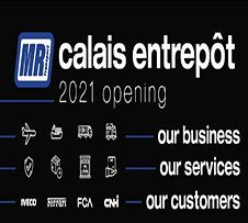 MR Transport implantation Calais